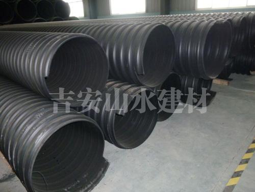 HDPE钢带增强管