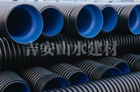 HDPE双壁缠绕管